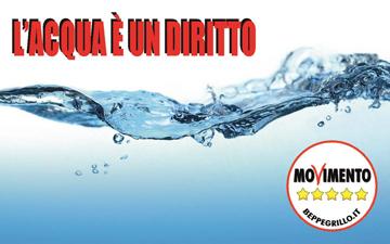 Petizione Acqua pubblica: riprende la raccolta firme a Rende