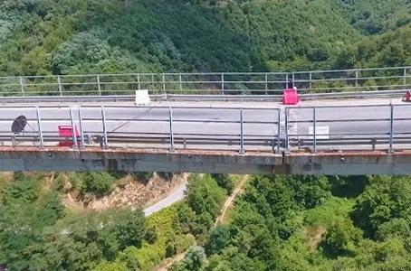 La sicurezza sul viadotto Cannavino è prioritaria