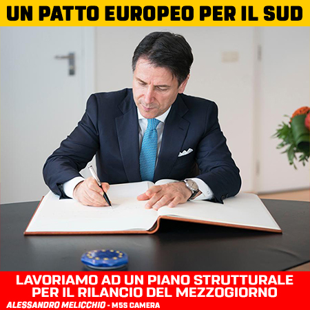 UN PATTO EUROPEO PER IL SUD